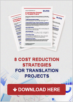 8 COST REDUCTION STRATEGIES FOR TRANSLATION PROJECTS