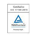 TUVRheinland-certified